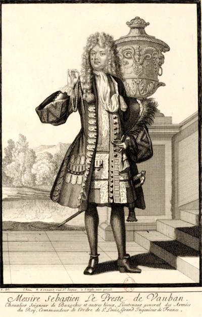 Sébastien le Prestre, Maréchal de Vauban