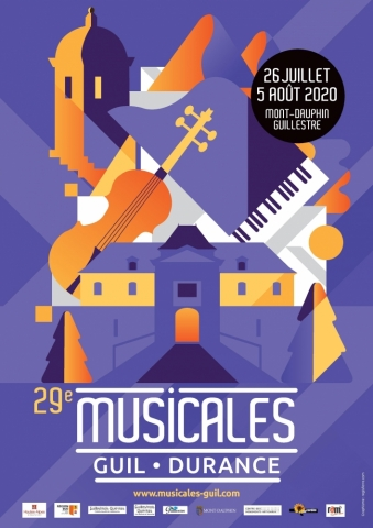 Festival musical Mont-Dauphin