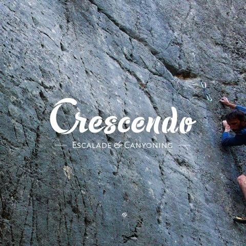 Logo de Crescendo réalisé par Laurent Montfort