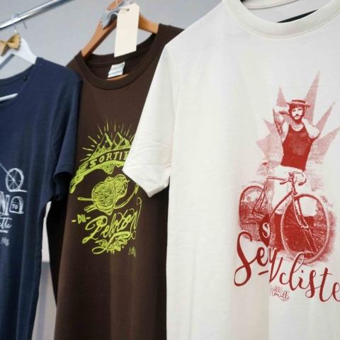 T-shirts gueule de nouille