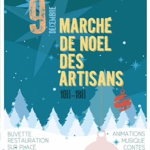 Marché de Noël des artisans 2018