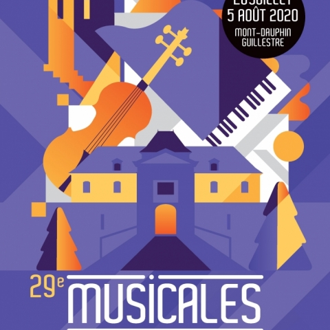 Festival musical Mont-Dauphin