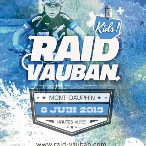 Course VTT enfants à Mont-Dauphin