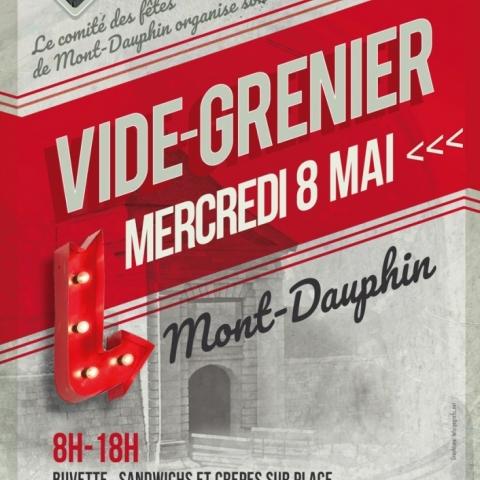 Vide-greniers de Mont-Dauphin