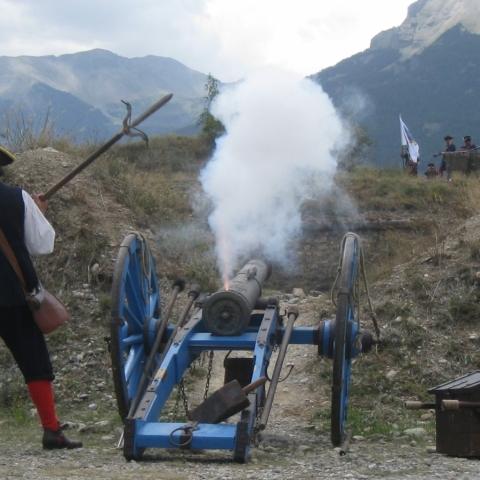 Journées Vauban à Mont-Dauphin