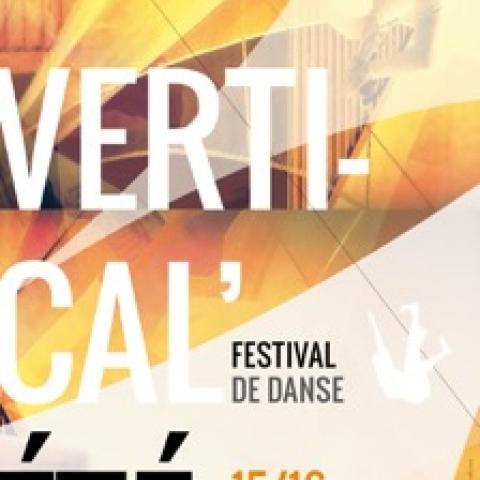 Festival de danse Vertical été à Mont-Dauphin
