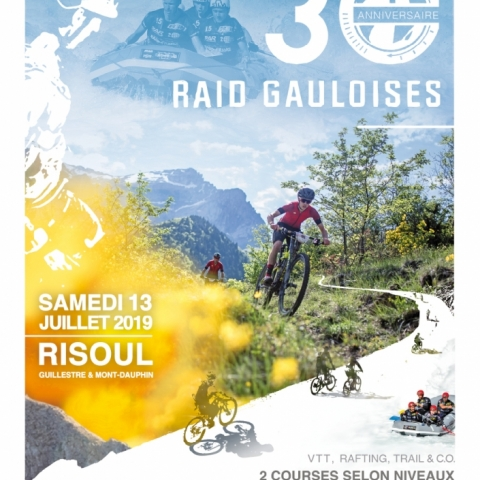 Raid Gauloises 30th anniversary