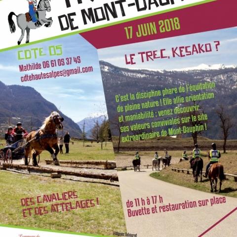 TREC de Mont-Dauphin