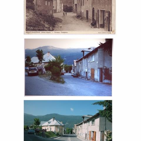 Rue Rouget de l'Isle à travers le XXe siècle