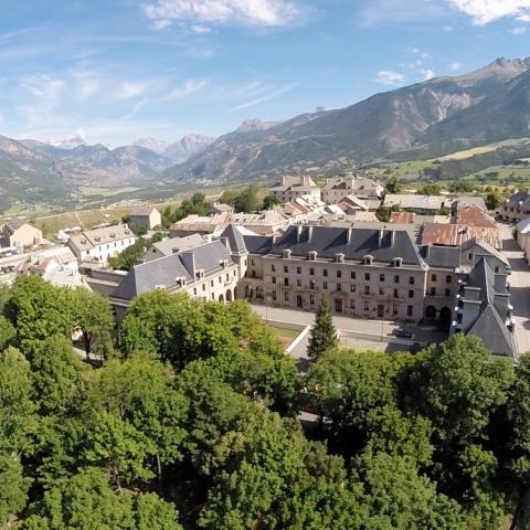 L'IGESA, au coeur de la place forte de Mont-Dauphin