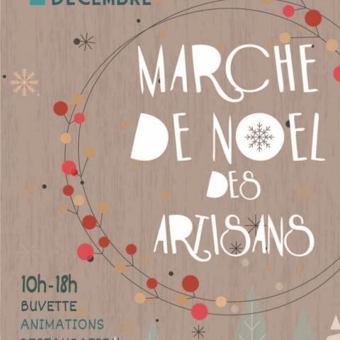 Marché de Noël à Mont-Dauphin