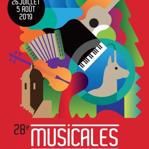 Musicales Guil Durance à Mont-Dauphion