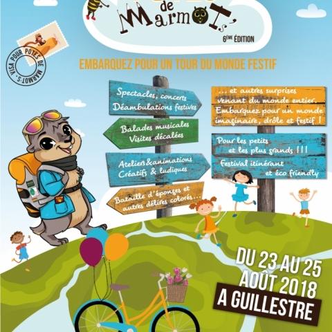 Potes de Marmots, festival jeune public