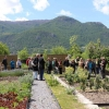 Jardin historique visite guidée